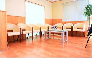 カゴハラ歯科医院 待合室